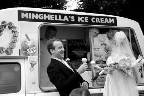 icecreamwedding